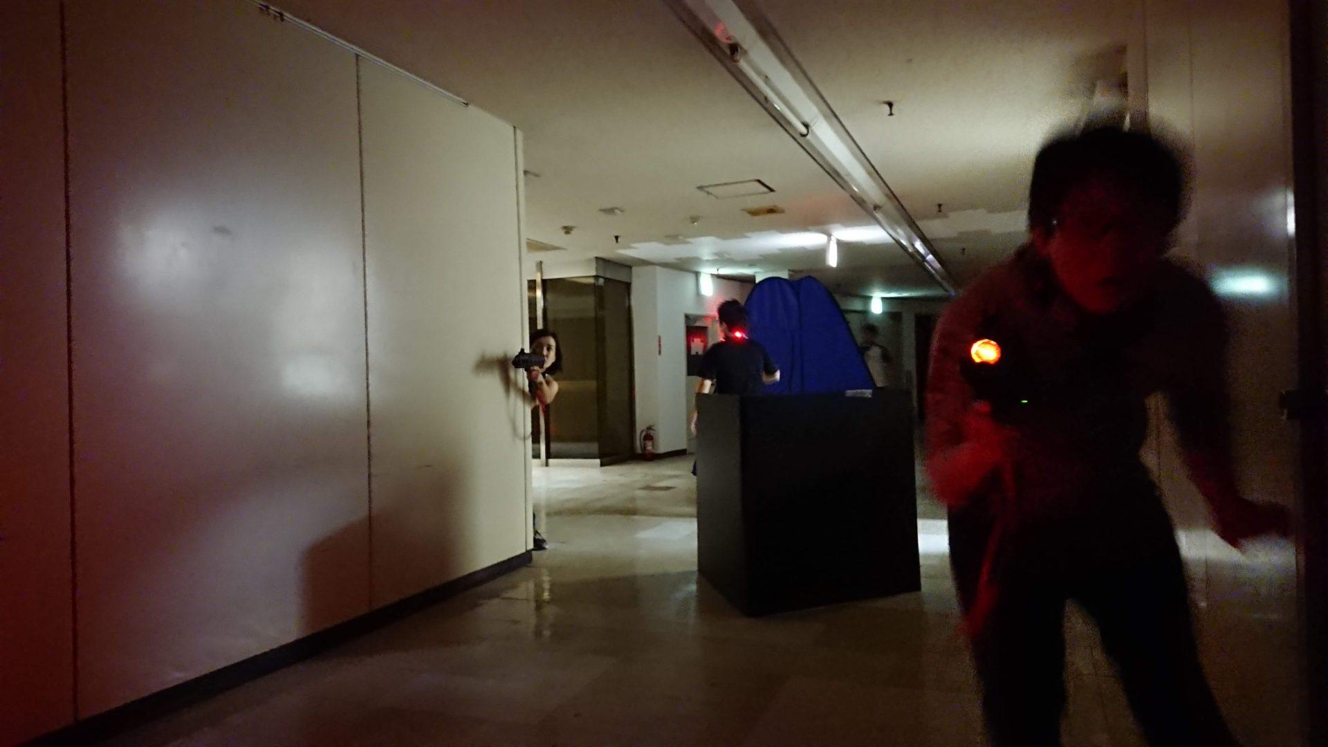 リアルアクション映画体験ゲーム