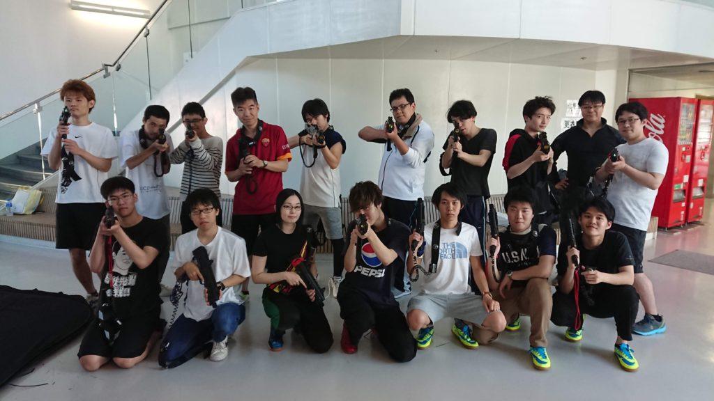 5月25日K-LASHスポーツプレイ会