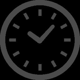 時計の無料アイコン 次世代レーザータグk Lash